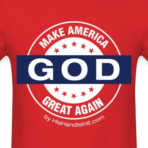 Make America Great - Men's T-Shirt
