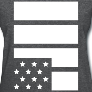 Flag #Black Lives Matter - Women's T-Shirt