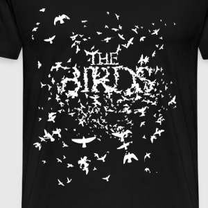The birds - Awesome t-shirt for birds lovers - Men's Premium T-Shirt