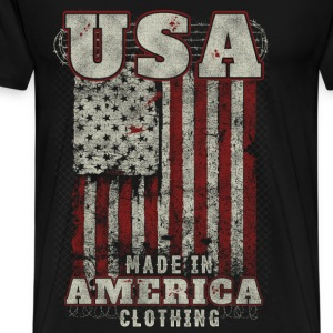 American apparel made in america clothing - Men's Premium T-Shirt