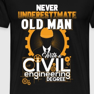 Civil engineering - Civil engineering t-shirt - Men's Premium T-Shirt