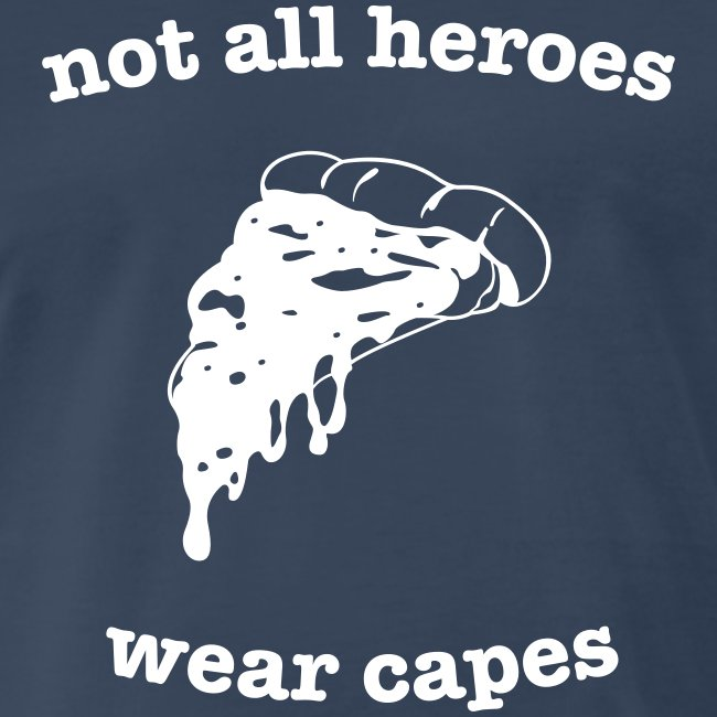 not all heroes
