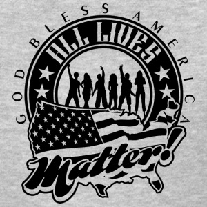 ALL LIVES MATTER - Women's T-Shirt