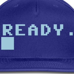 READY COMPUTER PROMPT Sportswear - Snap-back Baseball Cap