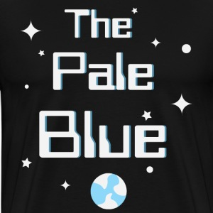 The Pale Blue Dot - Men's Premium T-Shirt