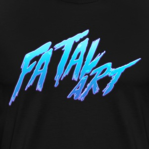 Fatal Art! - Logo #2 - Men's Premium T-Shirt