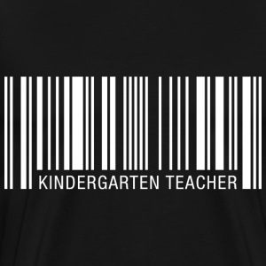Kindergarten Teacher T-Shirts - Men's Premium T-Shirt