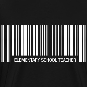 Elementary School Teacher T-Shirts - Men's Premium T-Shirt
