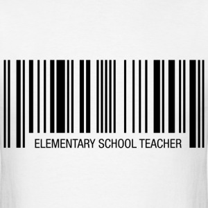Elementary School Teacher T-Shirts - Men's T-Shirt