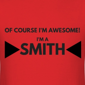SMITH T-Shirts - Men's T-Shirt