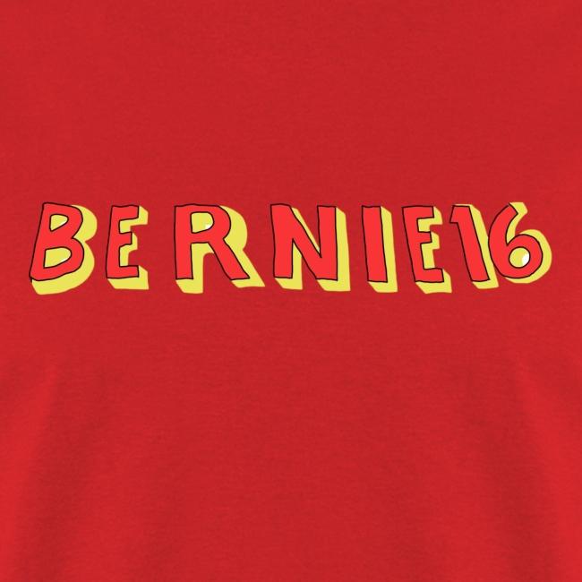 """""""BERNIE16 (Black)"""