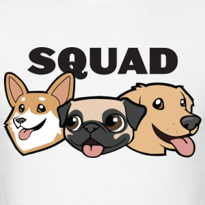 Men's Dog Squad Shirt - Men's T-Shirt