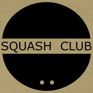 Squash Club's Leopard T-Shirts - Men's T-Shirt