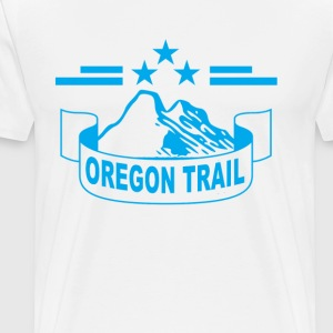 oregon_trail_ - Men's Premium T-Shirt