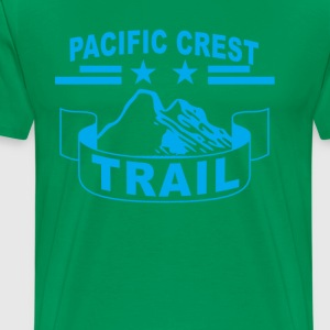 pacific_crest_trail_tshirt_ - Men's Premium T-Shirt