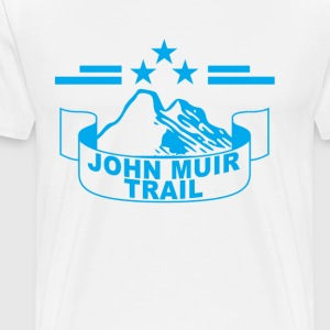 john_muir_trail_ - Men's Premium T-Shirt