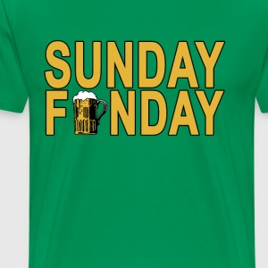 sunday_funday_ - Men's Premium T-Shirt