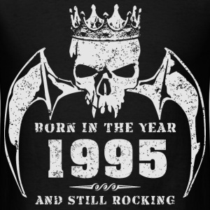 born_in_the_year_199530 T-Shirts - Men's T-Shirt