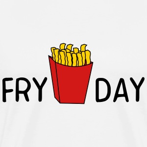 Fry Day T-Shirts - Men's Premium T-Shirt