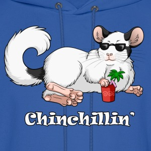 Chinchillin' Hoodies - Men's Hoodie
