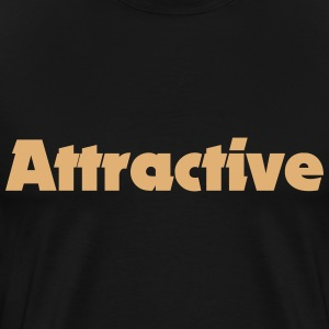 attractive T-Shirts - Men's Premium T-Shirt