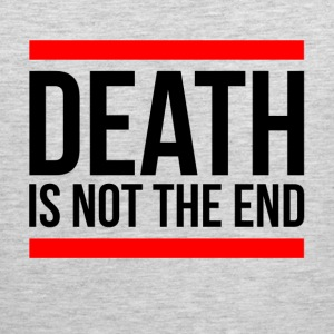 DEATH IS NOT THE END Sportswear - Men's Premium Tank
