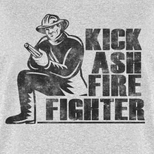 Fire dept t shirts spreadshirt for Kicks on fire t shirt