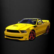 Design ~ Saleen Mustang Mug