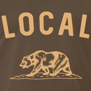 California Local T-Shirts - Men's Premium T-Shirt