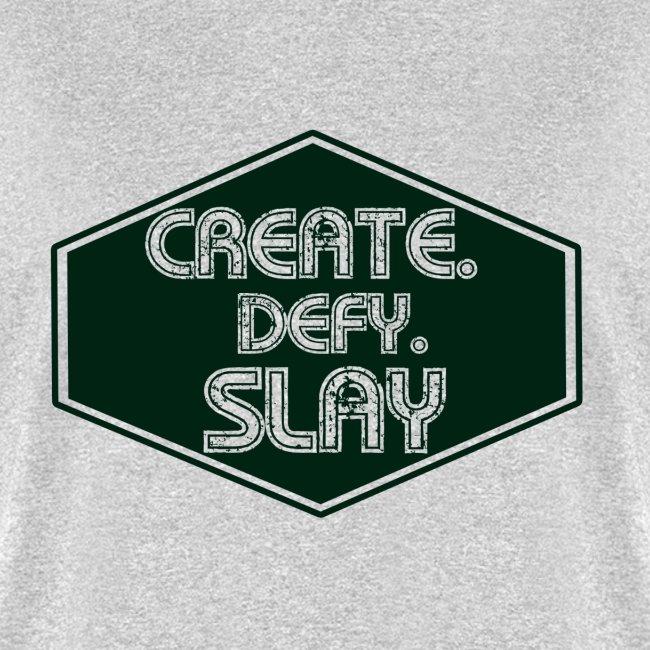Create Defy Slay: Gents