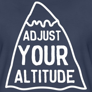Adjust your altitude T-Shirts - Women's Premium T-Shirt