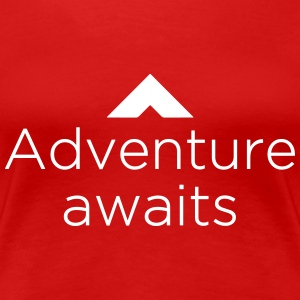 Adventure Awaits T-Shirts - Women's Premium T-Shirt