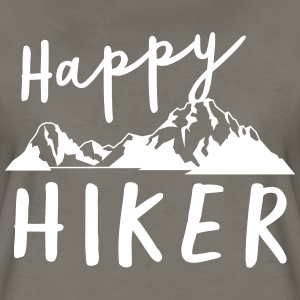 Happy Hiker T-Shirts - Women's Premium T-Shirt