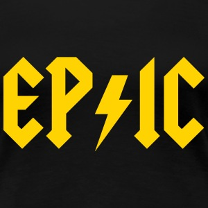 Epic Rock T-Shirts - Women's Premium T-Shirt