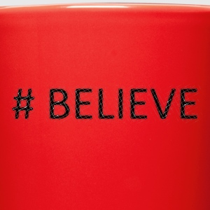 believe 4 Mugs & Drinkware - Full Color Mug