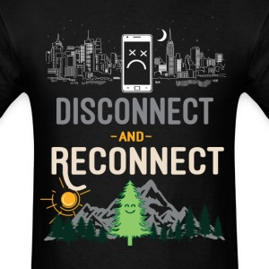 Reconnect T-Shirts - Men's T-Shirt