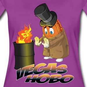 THE VEGAS HOBO T-Shirts - Women's Premium T-Shirt