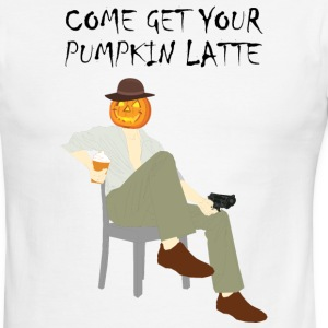 halloween jack T-Shirts - Men's Ringer T-Shirt