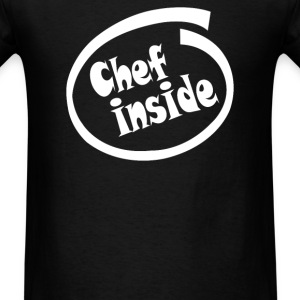 Chef Inside - Men's T-Shirt
