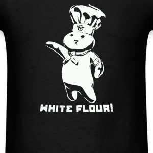 Doughboy White Flour - Men's T-Shirt