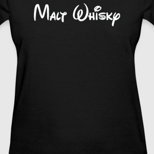 Malt Whiskey - Women's T-Shirt