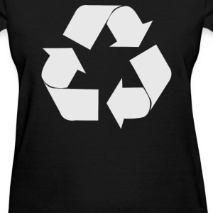 Recycle Symbol - Women's T-Shirt