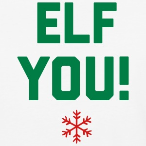 Elf You T-Shirts - Baseball T-Shirt