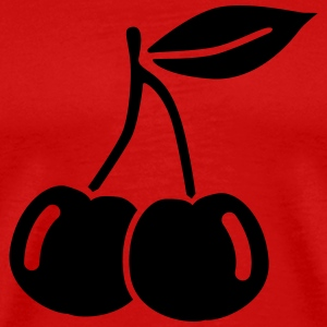 cherries T-Shirts - Men's Premium T-Shirt