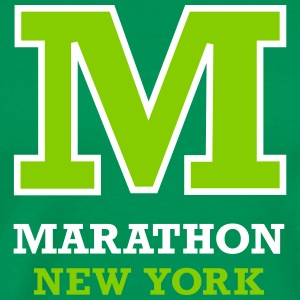 Marathon New York - Men's Premium T-Shirt