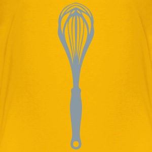 kitchen utensil whisk kitchenware 0 Kids' Shirts - Kids' Premium T-Shirt