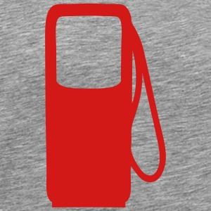 gasoline diesel fuel pump T-Shirts - Men's Premium T-Shirt