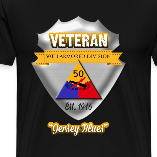 Veteran 50th Armored Division