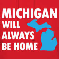 Design ~ Michigan Will Always Be Home