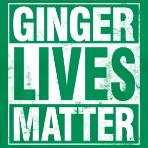 Ginger Lives Matter T-Shirts - Men's Premium T-Shirt